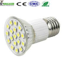 low price high lumen Epistar e27 24v led spot light