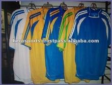 All Sizes Pakistan Soccer Uniform Polyester Jersey