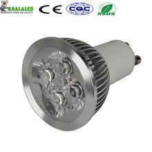 low price high lumen Epistar e27 powerful full color led spot light