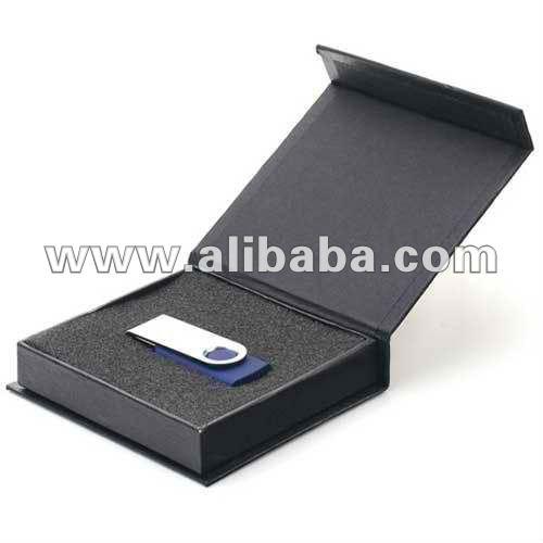 Black USB Gift Box