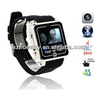 Colorful Fashionable MP3 ringtones Price Of Smart Watch Phone