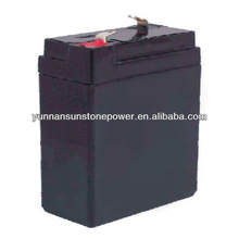 Sunstone High Quality Dry Battery SPT 6v2ah Deep Cycle Sealed Lead Acid Battery for sale