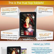 new allwinner a13 9 high quality cheap tablet pc