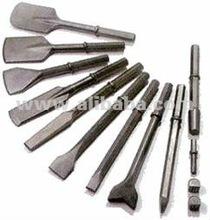 Pneumatic Tools - Points Chisels Asphalt Cutters