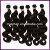 Unprocessed high quality fashion source human hair