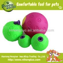 vinyl toy dog feeder ball