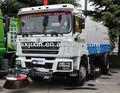 Shaanxi route le nettoyage des véhicules à vendre