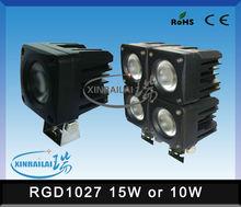 bmw auto accessories, auto led work light waterproof ip68 RGD1027 bmw auto accessories