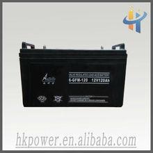 Good performance 12v 120ah regenerator lead acid battery