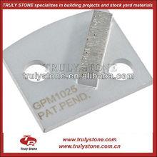 Trapezoid Rectangle Diamond Segment Grinding Tools