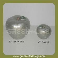Silver plating Eve Apple decoration