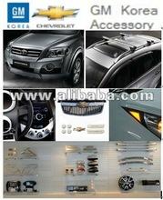 Genuine auto interior & exterior accessories for GM KOREA-CHEVROLET car