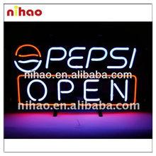 ADVERTISING PEPSI NEON SIGN