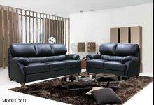 The Leather Sofa Set