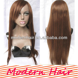 Human hair wigs bangs human hair wigs bangs, lace wig with side bangs