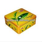 lipton yellow label tea tin box