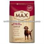 Dog Natural Beef Meal and Rice Recipe Adult Dog Food, 30-Pound