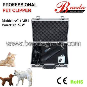 Dog clipper/pet clipper CE/GS/ROHS AC-103B1