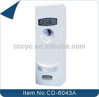 LCD Display Auto Aerosol Dispenser Air Freshener CD-6043A