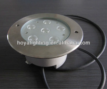 2013 most popular led underground light fast factory delivery