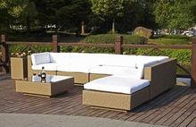 2013 new product !! 761 KD synthetic Rattan sofa jati