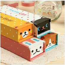 Cartoon Birthday Gift Paper Boxes