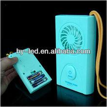 Ultra-quiet high-quality turbine fan/mini turbine electric hanging fan/cartoon fan wholesale HY-818 CE&RoHS