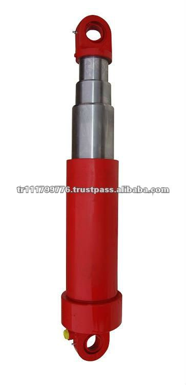 Hydraulic Dump Cylinders : Dump truck telescopic cylinders buy
