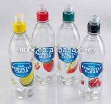 Pvc etiqueta à prova de água com impressão Full Color para vidro ou garrafas de plástico