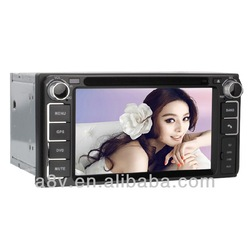 New product 2 din car radio with rear view camera gps bluetooth DVB-T2