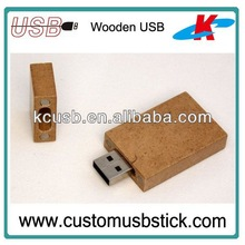 wooden cross usb disk