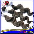 ingrosso onda del corpo indiano autentico a buon mercato vergine bagnato e ondulati capelli umani