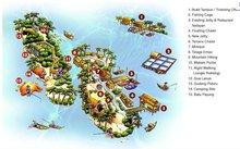 Pulau Aman, Island of Peace, Penang, Malaysia, investment