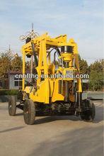 2013 mais quente de perfuração! Motor diesel, Mt-3 equipamento de perfuração para a família de água potável, 300 m, 400 m, 500 m, 600 m profundidade