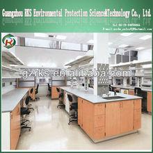 laboratory steel wood island bench/lab cabinet/laboratory equipment