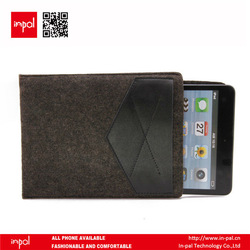 Customized design 2013 new products sleeves for ipad mini wool felt OEM/ODM
