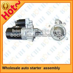 China factory wholesale starter motor for isuzu