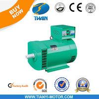 110 volt alternator 15kW 60 Hz 3ph generator