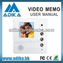 Factory Price Playback Function Digital Video Memo Player ADK-M4