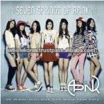 k-pop kpop supplier store exporter shop - APINK - SEVEN SPRINGS OF APINK (MINI ALBUM VOL.1)