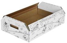 Cat Box , cardboard