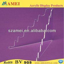 Hot sale acrylic acrylic credit card holder,customized acrylic credit card holder manufacturer