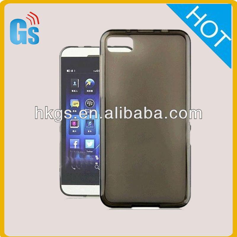 For BB z30 pudding case, Tpu Skin case cover for BlackBerry z30
