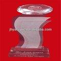 O mais novo personalizado- feito de cristal troféu de barco