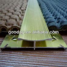 Aluminum Flooring Accessories decorative metal trim