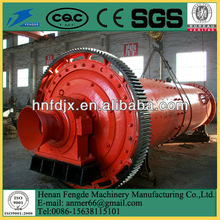 Hot sale new type reasonable structure Ball mill best quality with ISO, CE and cheap price