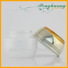 jars cream glass/ glass cosmetic jar