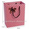 Mid-autumn festival gift paper bag polka dot