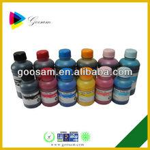 with rich, high density colors Textile Pigment Ink for Epson Stylus Pro 3800C/7800/9800/4800 Desktop Inkjet Printer