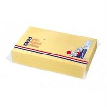 Gouda block cheese 40+, 48+ ( Hotel block 15kg.)